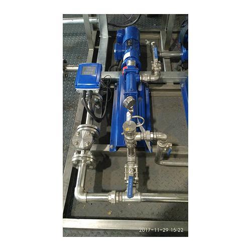 化工液体加药泵控制系统设备电气配套及现有设备改造