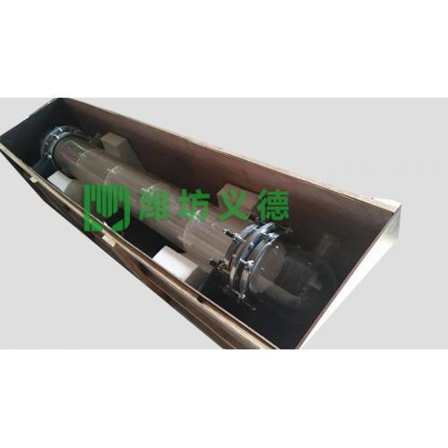 高硼硅玻璃列管冷凝器 四