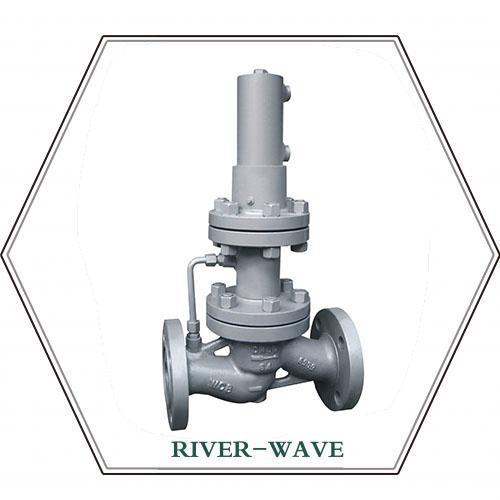 RV液动程控截止阀平衡式