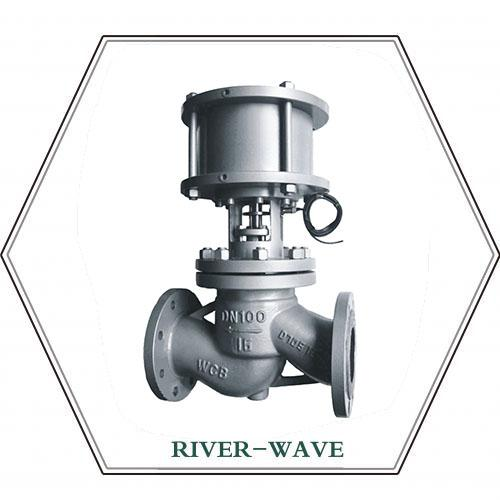 RV气动程控截止阀直动式