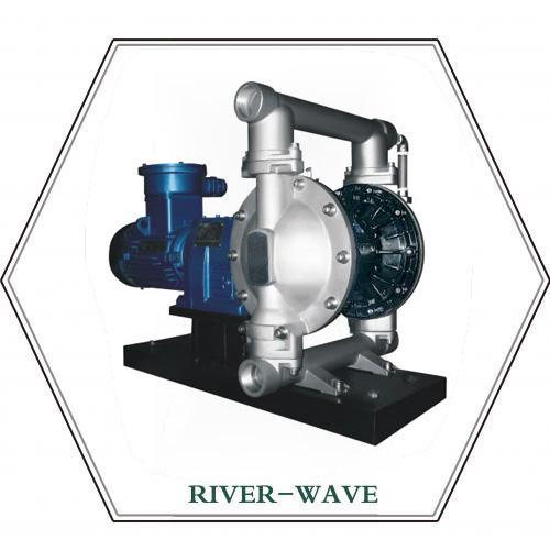 RV40不锈钢电动隔膜泵