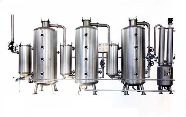 WZ Ⅲ 三效蒸发器