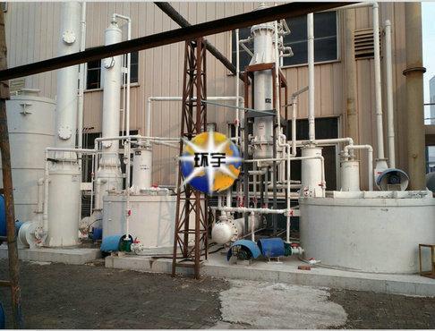 SY-I型系列聚丙烯多功能废气净化塔
