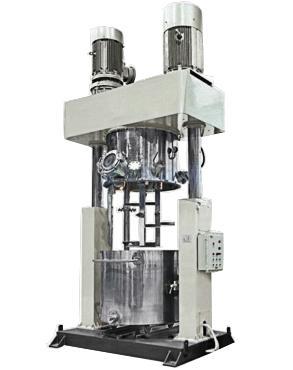广东不锈钢真空动力混合机高粘度膏状物料动力混合机