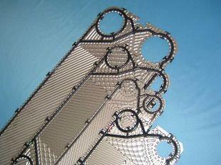 供应船舶用板式换热器LHE DHP配件供应密封垫板片